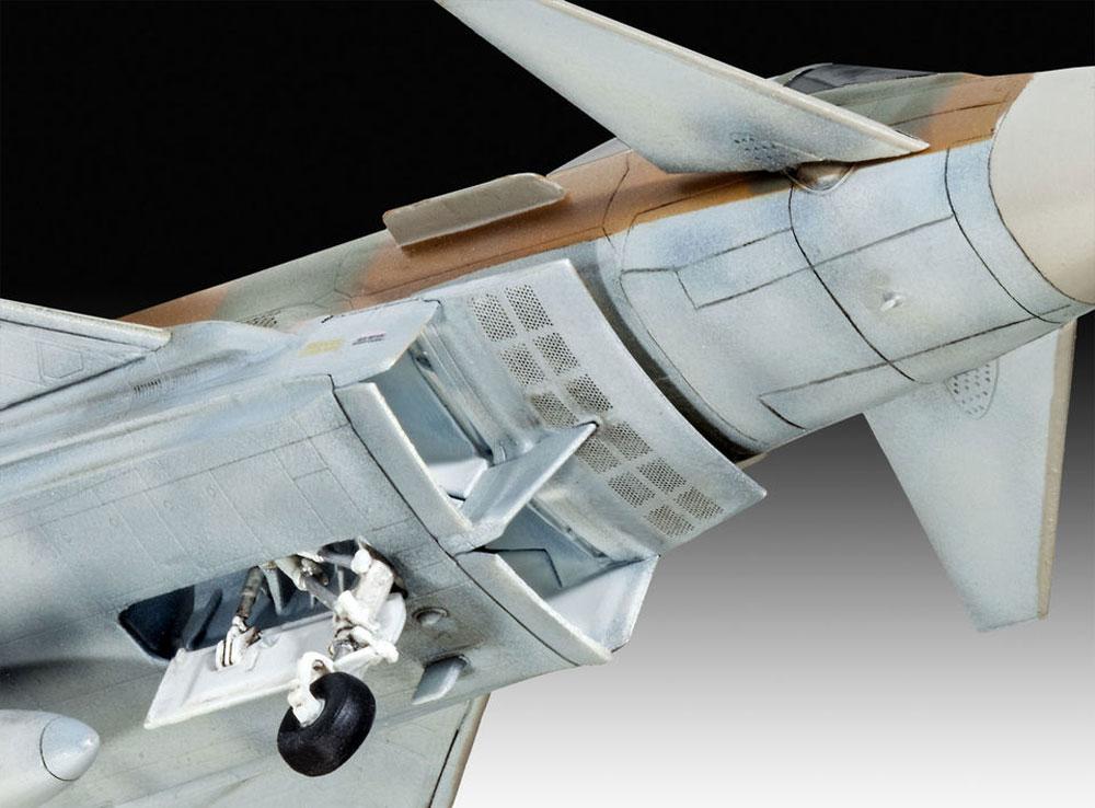 ユーロファイター タイフーン RAFプラモデル(レベル1/72 飛行機No.03900)商品画像_4