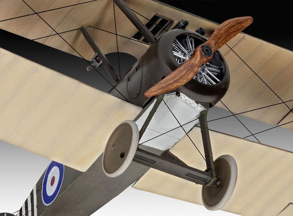 ソッピース F.1 キャメルプラモデル(レベル1/48 飛行機モデルNo.03906)商品画像_3