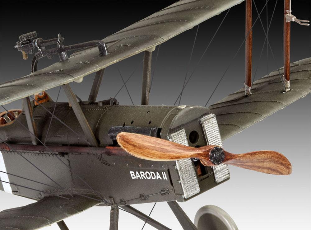 イギリス S.E.5aプラモデル(レベル1/48 飛行機モデルNo.03907)商品画像_3