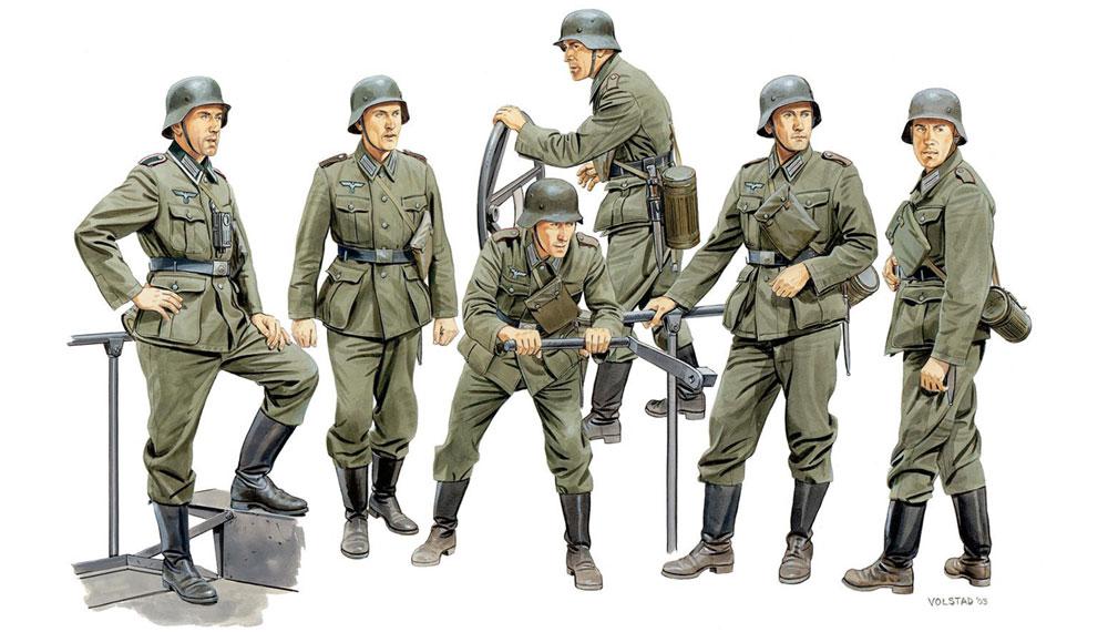 ドイツ 60cm 自走重臼砲 カール ゲレト40プラモデル(サイバーホビー1/35 AFVシリーズ (Super Value Pack)No.9157)商品画像_2