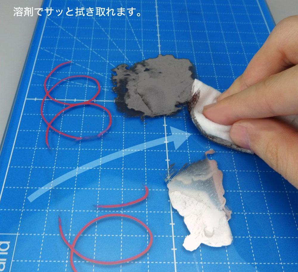 ガラスカッターマットガラスマット(ゴッドハンド模型工具No.GH-GCM-B5-B)商品画像_4