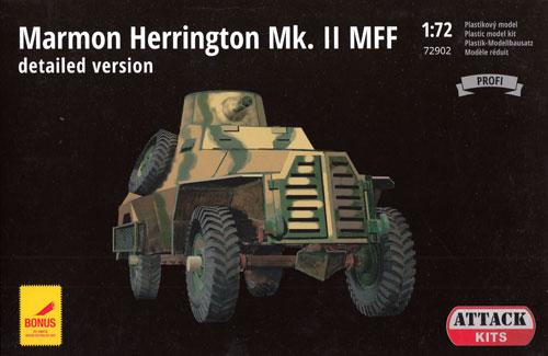 マーモン ヘリントン Mk.2 MFFプラモデル(アタック1/72 AFV シリーズNo.72902)商品画像