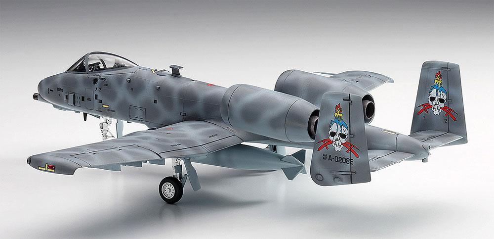 A-10 サンダーボルト 2 グレッグ・ゲイツ (エリア88)プラモデル(ハセガワクリエイター ワークス シリーズNo.64760)商品画像_3