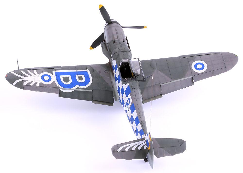 メッサーシュミット Bf109G フィンランド空軍 デュアルコンボプラモデル(エデュアルド1/48 リミテッドエディションNo.11114)商品画像_4