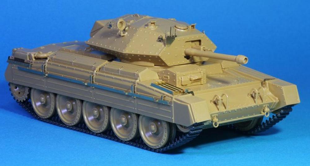 クルセーダー Mk.1 Mk.2 Mk.3 エッチングパーツエッチング(パッションモデルズ1/35 シリーズNo.P35-137)商品画像_3