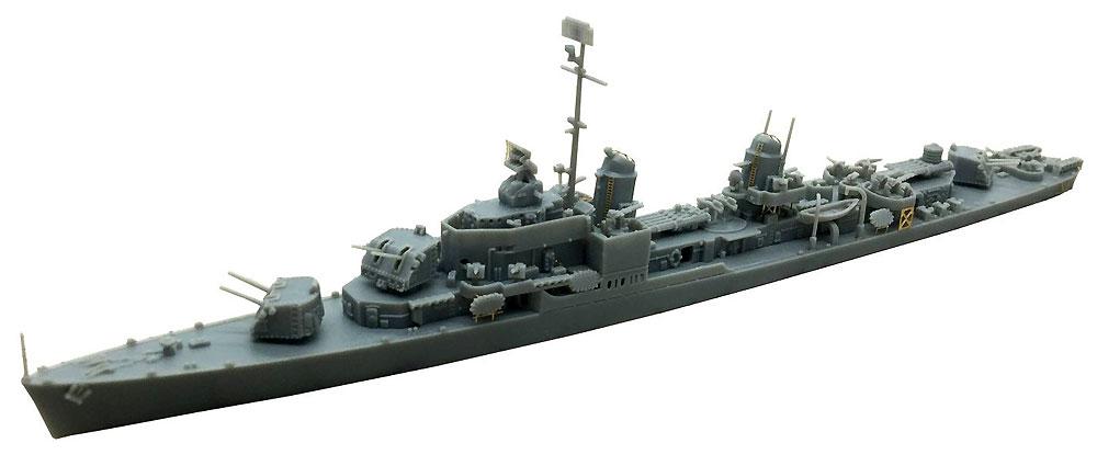 アメリカ海軍 ギアリング級駆逐艦 1944 (DD-831 & DD-742)プラモデル(スノーマンモデル1/700 プラスチックキットNo.SP07001)商品画像_2