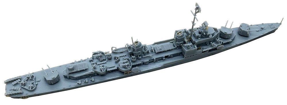 アメリカ海軍 ギアリング級駆逐艦 1944 (DD-831 & DD-742)プラモデル(スノーマンモデル1/700 プラスチックキットNo.SP07001)商品画像_4