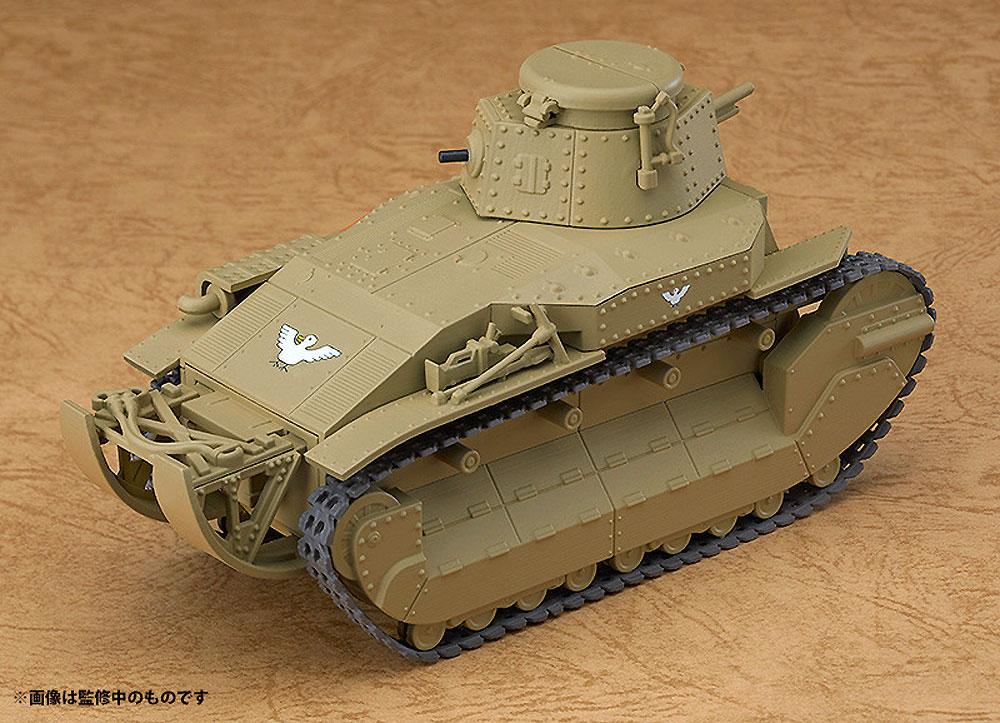 八九式中戦車 甲型 (ガールズ&パンツァー 最終章)完成品(グッドスマイルカンパニーねんどろいど もあNo.90462)商品画像_2