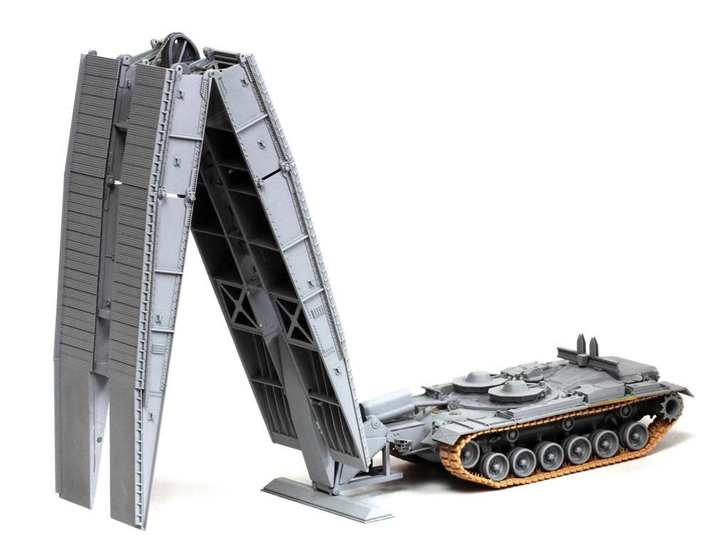 アメリカ M48 AVLB 架橋戦車プラモデル(ドラゴン1/35 Modern AFV SeriesNo.3606)商品画像_3