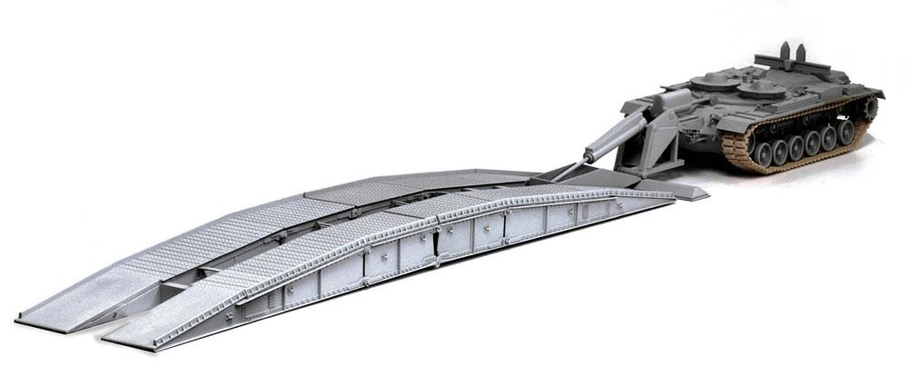 アメリカ M48 AVLB 架橋戦車プラモデル(ドラゴン1/35 Modern AFV SeriesNo.3606)商品画像_4