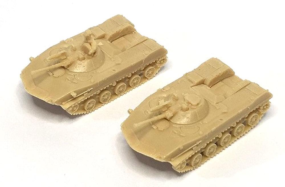 ロシア 空挺戦車 BMD-1レジン(マツオカステン1/144 オリジナルレジンキャストキット (AFV)No.MTUAFV-107)商品画像_2