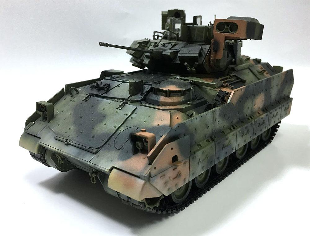 M3A3 ブラッドレー 騎兵戦闘車プラモデル(キネティック1/35 AFVキットNo.K61014)商品画像_3