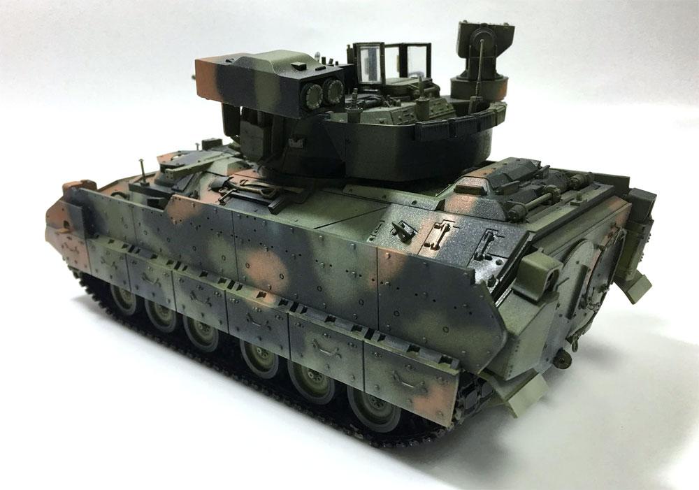 M3A3 ブラッドレー 騎兵戦闘車プラモデル(キネティック1/35 AFVキットNo.K61014)商品画像_4