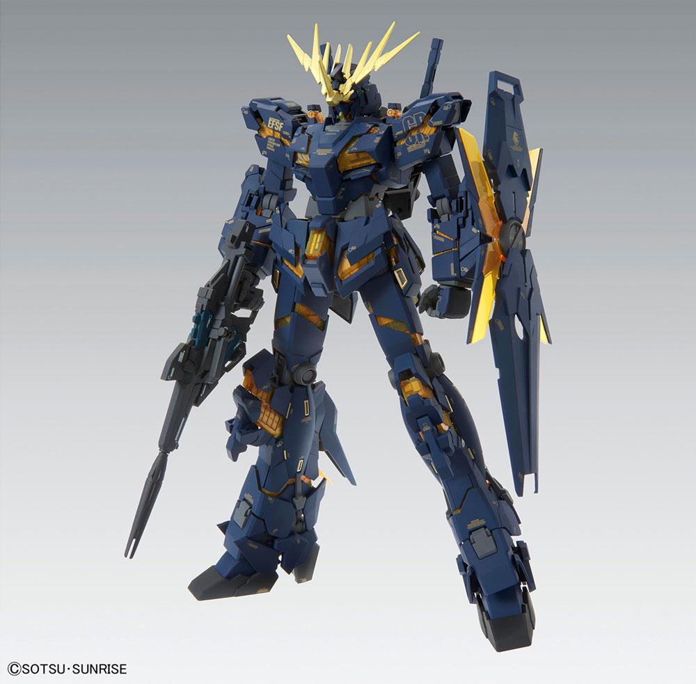 RX-0 ユニコーンガンダム 2号機 バンシィ Ver.Kaプラモデル(バンダイMG (マスターグレード)No.0227474)商品画像_1