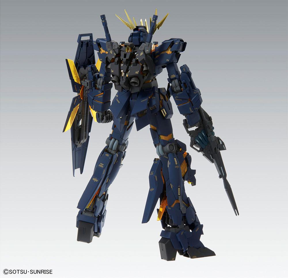 RX-0 ユニコーンガンダム 2号機 バンシィ Ver.Kaプラモデル(バンダイMG (マスターグレード)No.0227474)商品画像_3