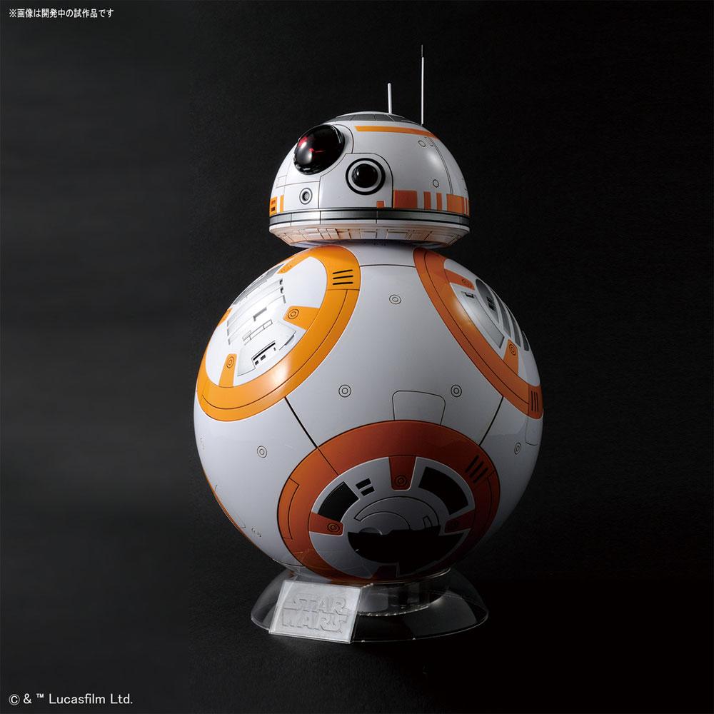 BB-8 グロスフィニッシュプラモデル(バンダイスターウォーズNo.0227476)商品画像_1