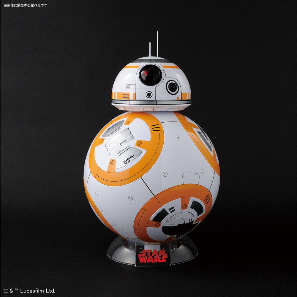 BB-8 グロスフィニッシュプラモデル(バンダイスターウォーズNo.0227476)商品画像_2