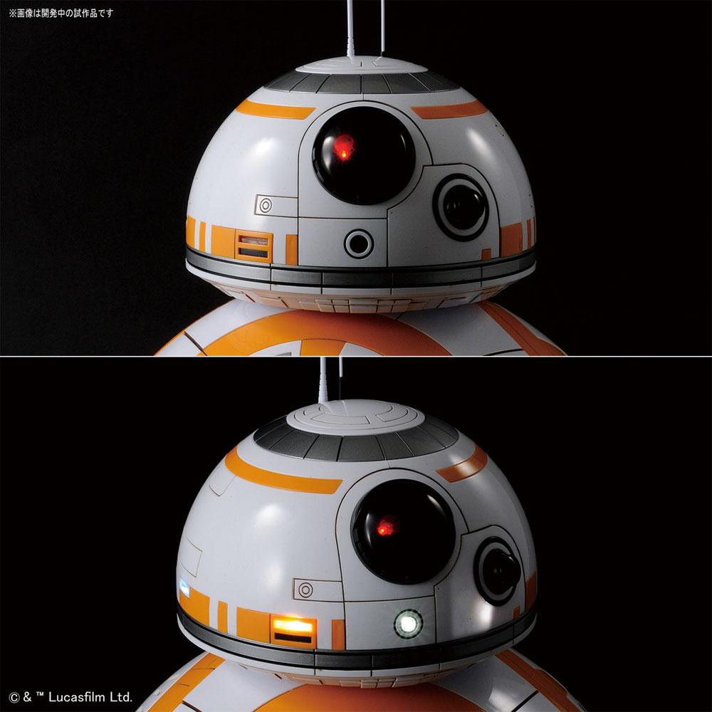 BB-8 グロスフィニッシュプラモデル(バンダイスターウォーズNo.0227476)商品画像_3