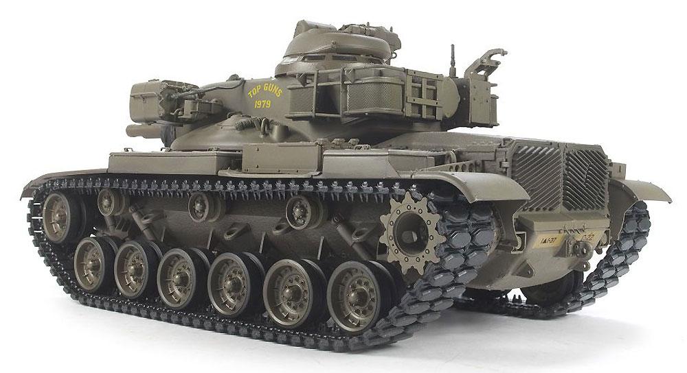 M60A2 パットン 前期型プラモデル(AFV CLUB1/35 AFV シリーズNo.AF35238)商品画像_4