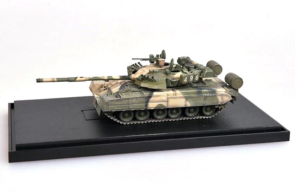 ロシア T-80U 主力戦車 戦車バイアスロン 2013年完成品(モデルコレクト1/72 AFV 完成品モデルNo.MODAS72086)商品画像_1