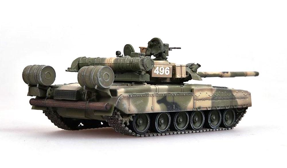ロシア T-80U 主力戦車 戦車バイアスロン 2013年完成品(モデルコレクト1/72 AFV 完成品モデルNo.MODAS72086)商品画像_3