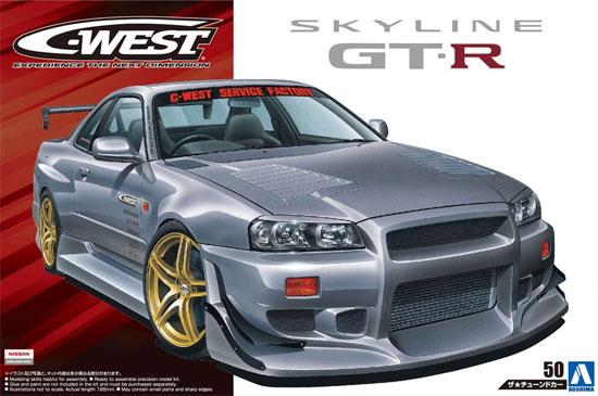 C-WEST BNR34 スカイライン GT-R