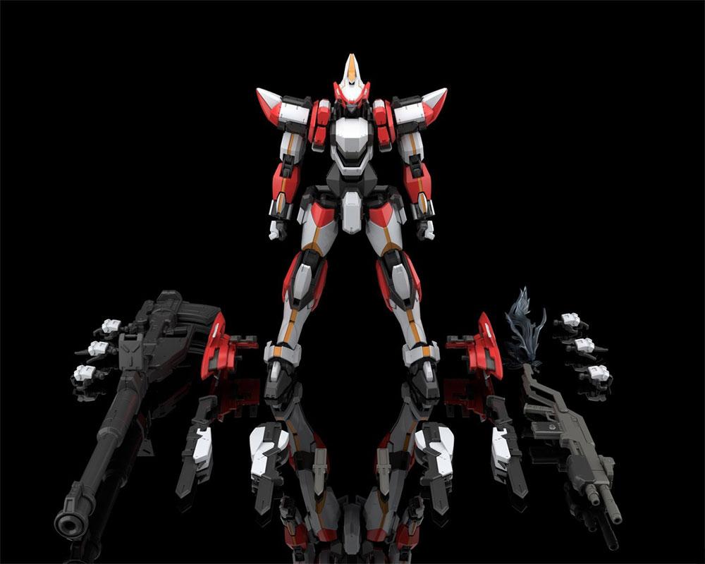 ARX-8 レーバテインプラモデル(アオシマACKS (アオシマ キャラクターキット セレクション)No.FP-001)商品画像_2