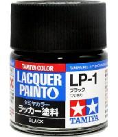 タミヤタミヤ ラッカー塗料LP-1 ブラック