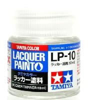 タミヤタミヤ ラッカー塗料LP-10 ラッカー溶剤 10ml
