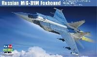 ロシア MiG-31M フォックスハウンド