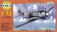 スメール1/72 エアクラフト プラモデルロシア ラボーチキン La-5FN 戦闘機