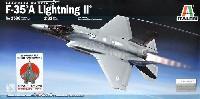 イタレリ1/32 エアクラフトF-35A ライトニング 2 航空自衛隊マーク付き