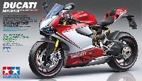 タミヤ1/12 オートバイシリーズドゥカティ 1199 パニガーレ S トリコローレ