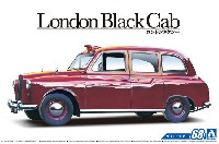 アオシマ1/24 ザ・モデルカーFX-4 ロンドンタクシー '68
