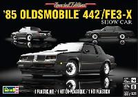 レベルカーモデル'85 オールズモービル 442/FE3-X ショーカー
