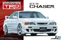 アオシマ1/24 ザ・チューンドカーTRD JZX100 チェイサー '98 (トヨタ)