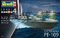 レベル1/72 艦船モデル哨戒魚雷艇 PT-109