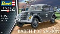 ドイツ スタッフカー カデット K38 サルーン
