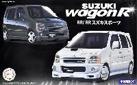 フジミ1/24 インチアップシリーズスズキ ワゴン R RR/RR スズキスポーツ