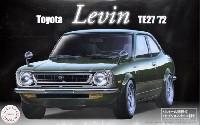 フジミ1/24 インチアップシリーズトヨタ レビン TE27 '72