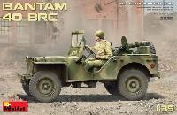 ミニアート1/35 WW2 ミリタリーミニチュアバンタム 40 BRC