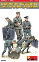 ドイツ兵士 w/燃料ドラム缶 スペシャルエディション