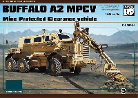 パンダホビー1/35 CLASSICAL SCALE SERIESバッファロー A2 MPCV 地雷除去車