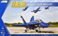 キネティック1/48 エアクラフト プラモデルF/A-18A/B/C/D ホーネット ブルーエンジェルス 2017年