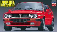 ハセガワ1/24 自動車 限定生産ランチア デルタ HF インテグラーレ 16v