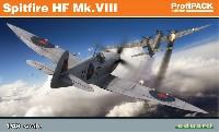 エデュアルド1/48 プロフィパックスピットファイア HF Mk.8