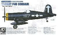 F4U コルセア 艦上戦闘機