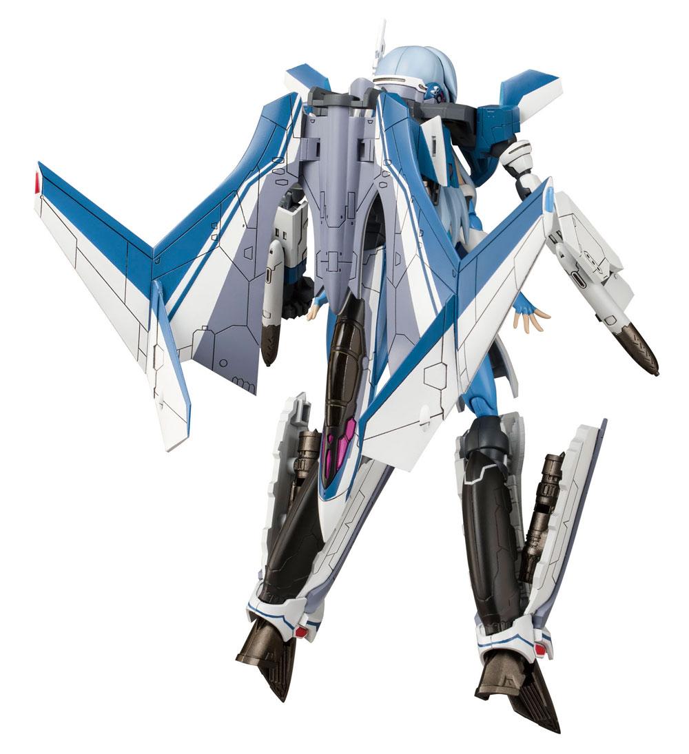 ヴァリアブルファイターガールズ マクロスΔ VF-31J ジークフリートプラモデル(アオシマACKS (アオシマ キャラクターキット セレクション)No.MC-001)商品画像_4