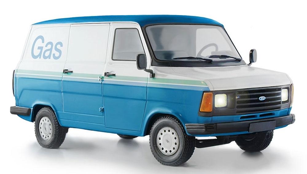 フォード トランジット Mk.2プラモデル(イタレリ1/24 カーモデルNo.3687)商品画像_1