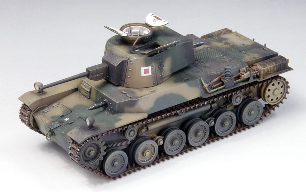 帝国陸軍 一式中戦車 チヘ (履帯リニューアル版)プラモデル(ファインモールド1/35 ミリタリーNo.FM057)商品画像_2